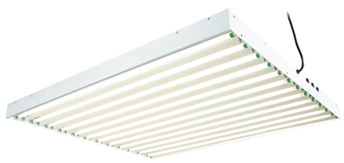 T5 Commercial 12 Tube Light System, 4ft
