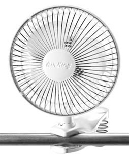 Air King 6″ Clip-On Fan
